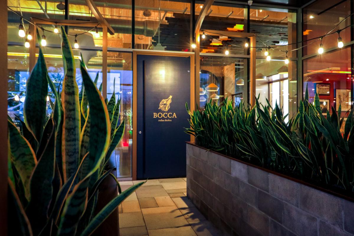 bocca near luxury houston apartment